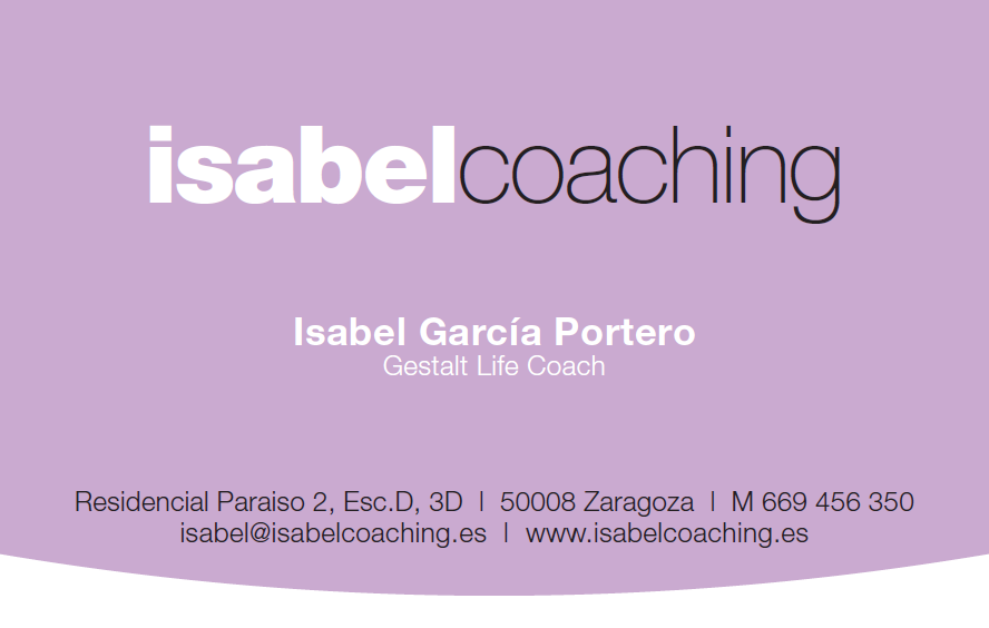 Isabel Coaching